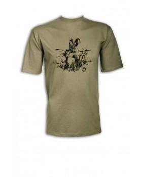 Μπλουζάκι Toxotis Λαγός 05GH