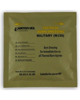 Water-Jel Tactical Επίθεμα Εγκαυμάτων 10 x 40 cm