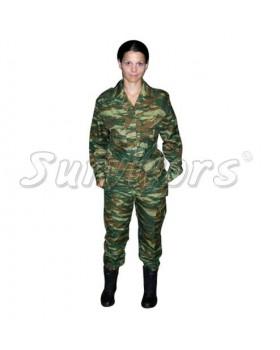 Survivors- Στολή γυναικεία ελληνικής παραλλαγής χειμερινή - παντελόνι