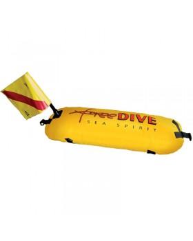 Σημαδούρα Freedive Επενδεδυμένη