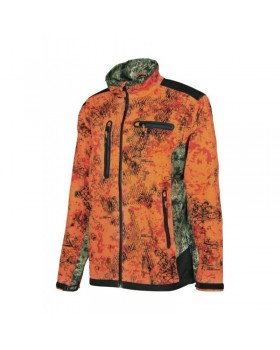 Jacket Verney Carron Softshell Snake Ghost Camo Blaze PHP0004