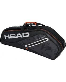 Τσάντες Τέννις Head Tour Team 3R Pro Tennis Bags Black / Silver